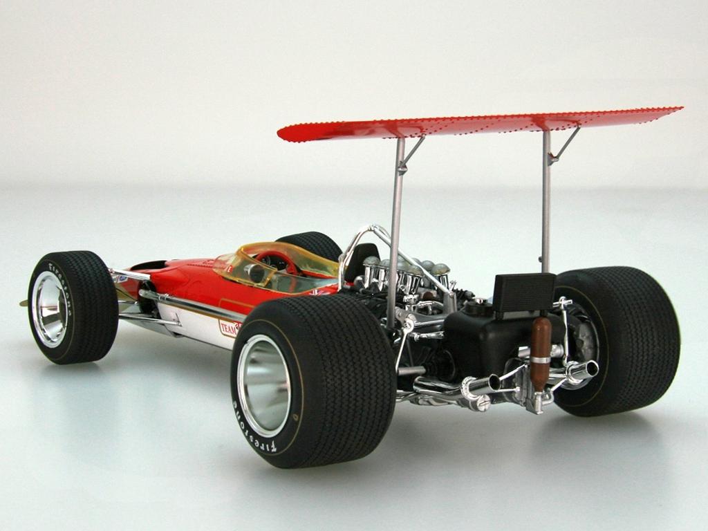 Team Lotus Type 49B 1968  (Vista 4)