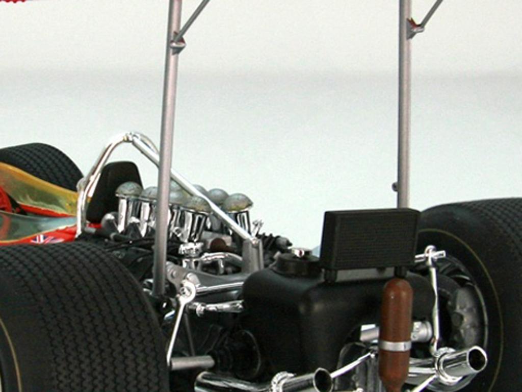 Team Lotus Type 49B 1968  (Vista 5)