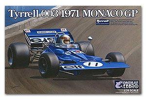 Tyrell 003 Monaco GP 1971  (Vista 1)