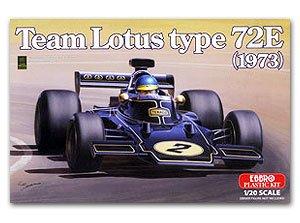 Team Lotus Type 72E 1973  (Vista 1)