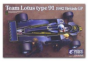 Team Lotus Type 91 1982  (Vista 1)