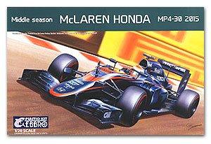 McLaren Honda MP4/30 2015 Middle Season  (Vista 1)