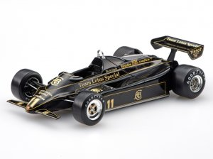 Team Lotus Type 91 Belgian GP 1982  (Vista 2)