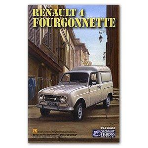 Renault 4 Fourgonnette  (Vista 1)
