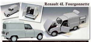 Renault 4 Fourgonnette  (Vista 2)