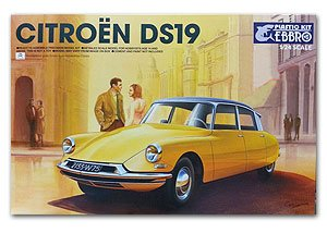 Citroen DS19  (Vista 1)