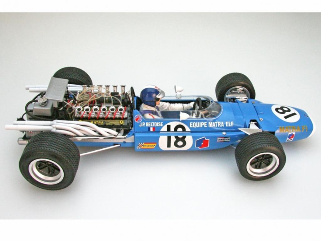 Matra MS 11 - 1968 (Vista 4)