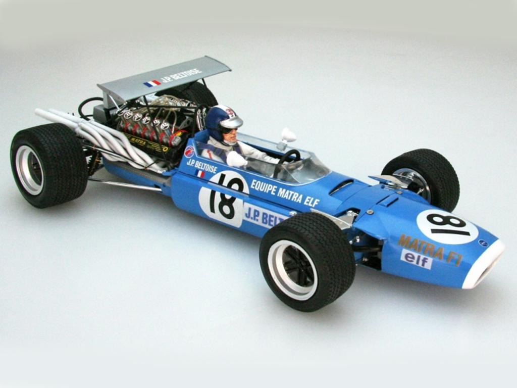 Matra MS 11 - 1968 (Vista 6)