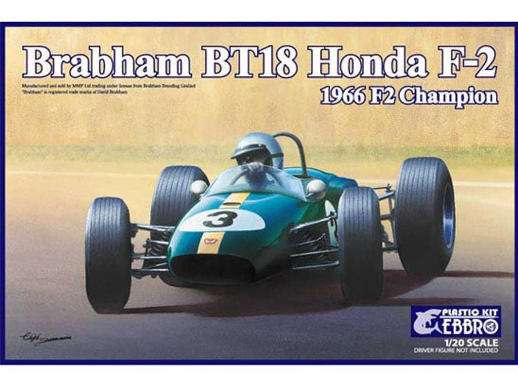 Brabham BT18  (Vista 1)