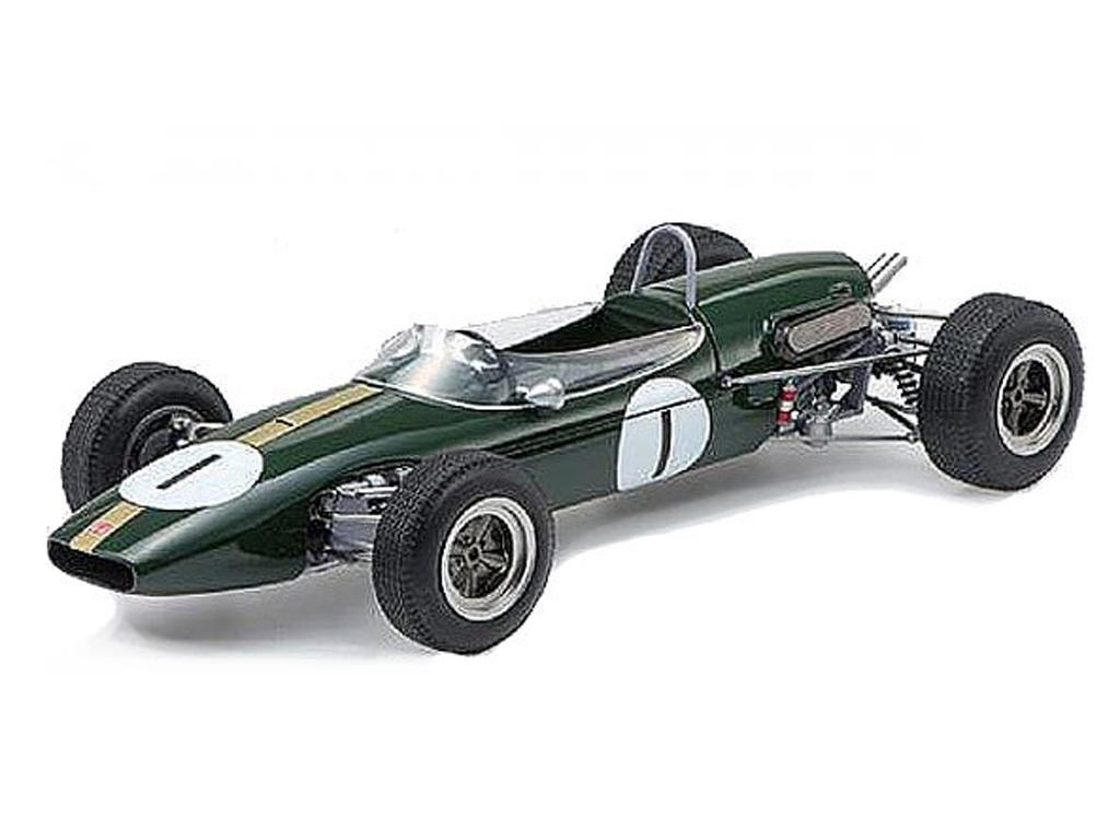Brabham BT18  (Vista 3)