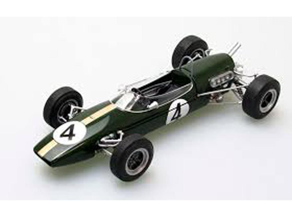 Brabham BT18  (Vista 4)