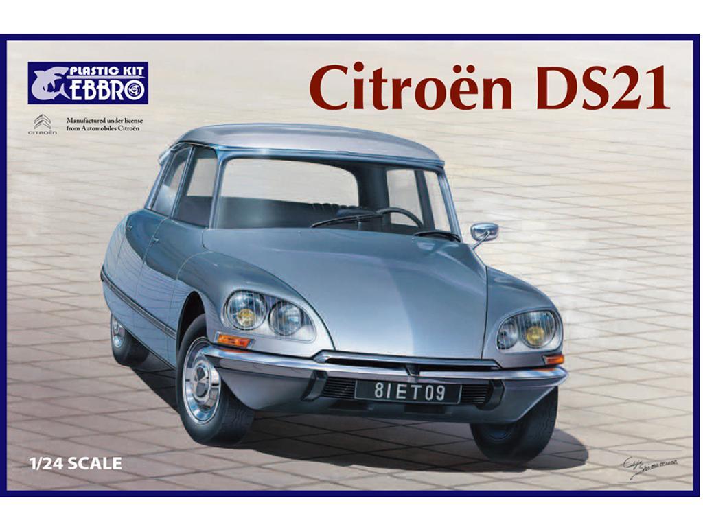 Citroen DS21 (Vista 1)