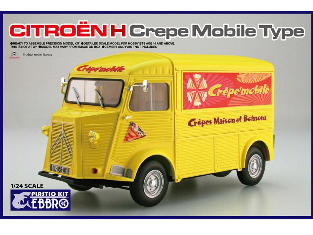 Citroen H Van (Vista 1)