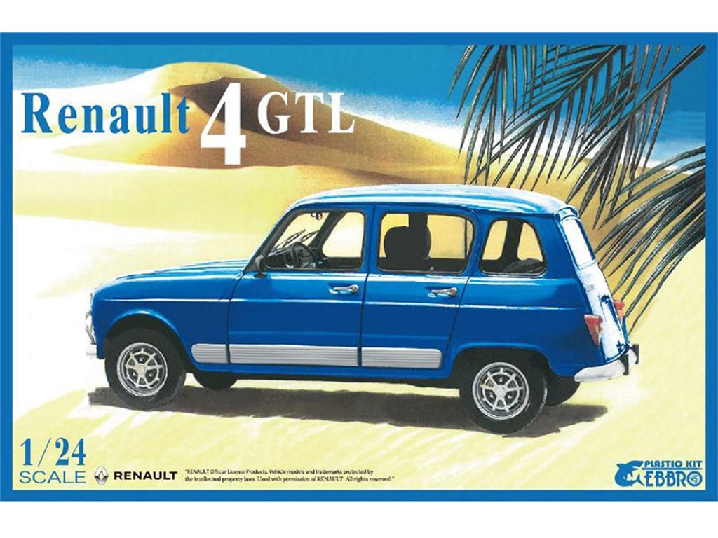 Renault 4GTL (Vista 1)