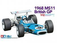Matra MS 11 - 1968 (Vista 8)