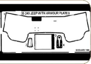 Blindaje para Jeep  (Vista 1)
