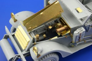 M-4 Half Track engine  (Vista 2)