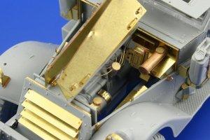 M-4 Half Track engine  (Vista 3)