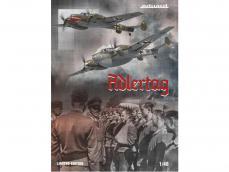 Caza pesado Alemán  Bf 110C/D - Ref.: EDUA-11145