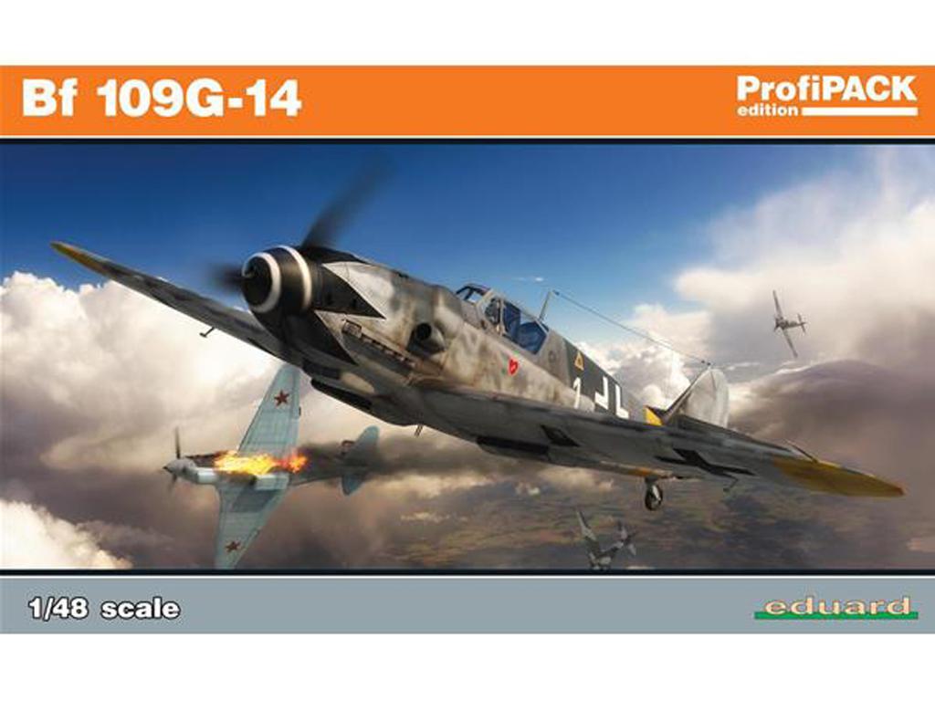Bf 109G-14 ; ProfiPack Edition (Vista 1)