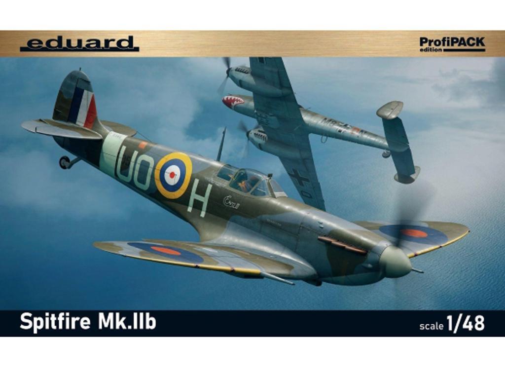 Spitfire Mk.IIb (Vista 1)