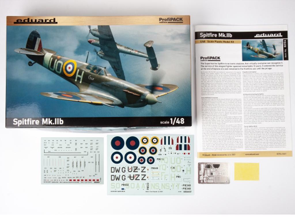 Spitfire Mk.IIb (Vista 2)