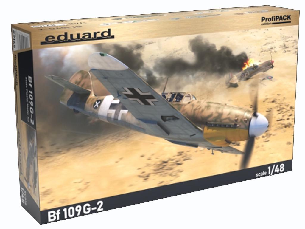 Bf 109G-2 (Vista 1)