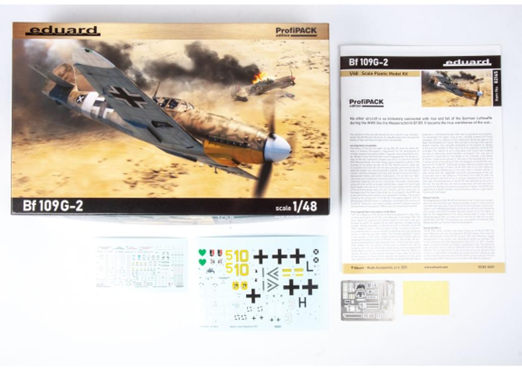 Bf 109G-2 (Vista 2)