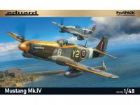 Mustang Mk.IV in RAF service (Vista 3)