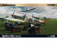 Spitfire Mk.I temprano (Vista 2)