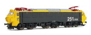Locomotora eléctrica RENFE 251  (Vista 1)