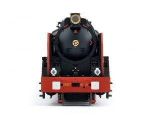 locomotoras de vapor mikado: