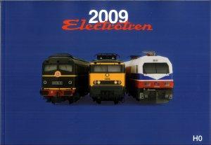 Catalogo Electrotren Internacional 2009  (Vista 1)