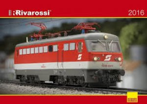Catalogo Rivarossi 2016  (Vista 1)
