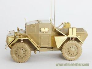 British scout car DINGO Mk.II  (Vista 1)