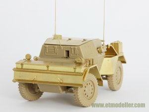 British scout car DINGO Mk.II  (Vista 2)