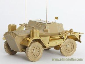 British scout car DINGO Mk.II  (Vista 3)