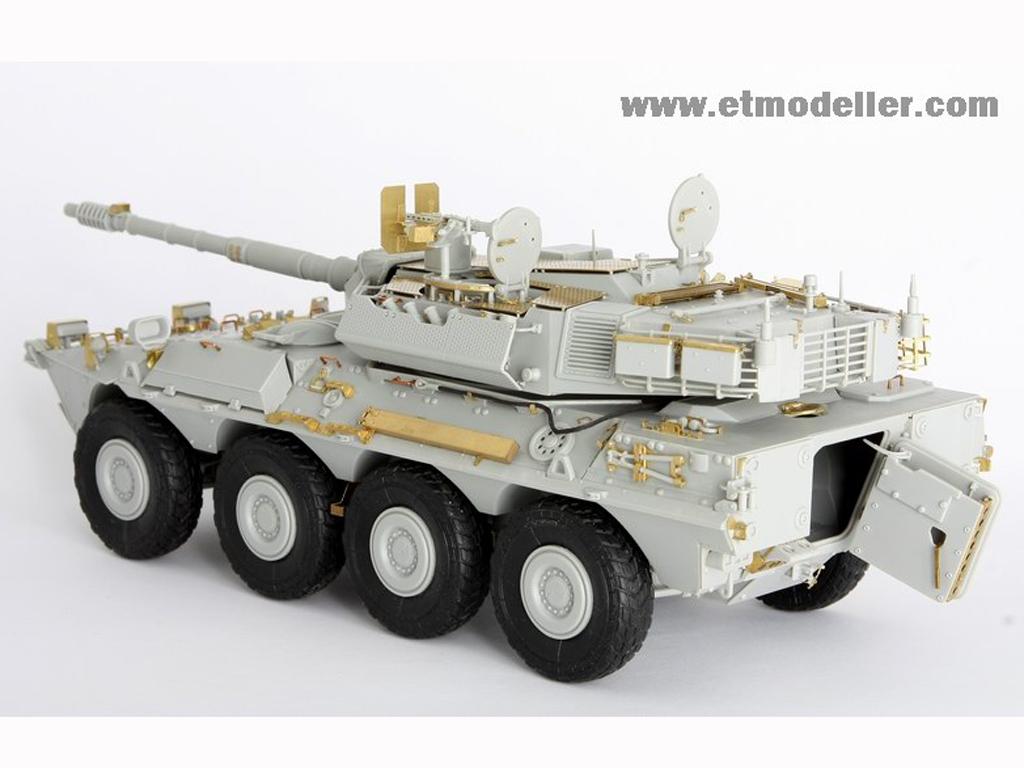 Modern Spanish Army VRC-105 Centauro RCV  (Vista 3)
