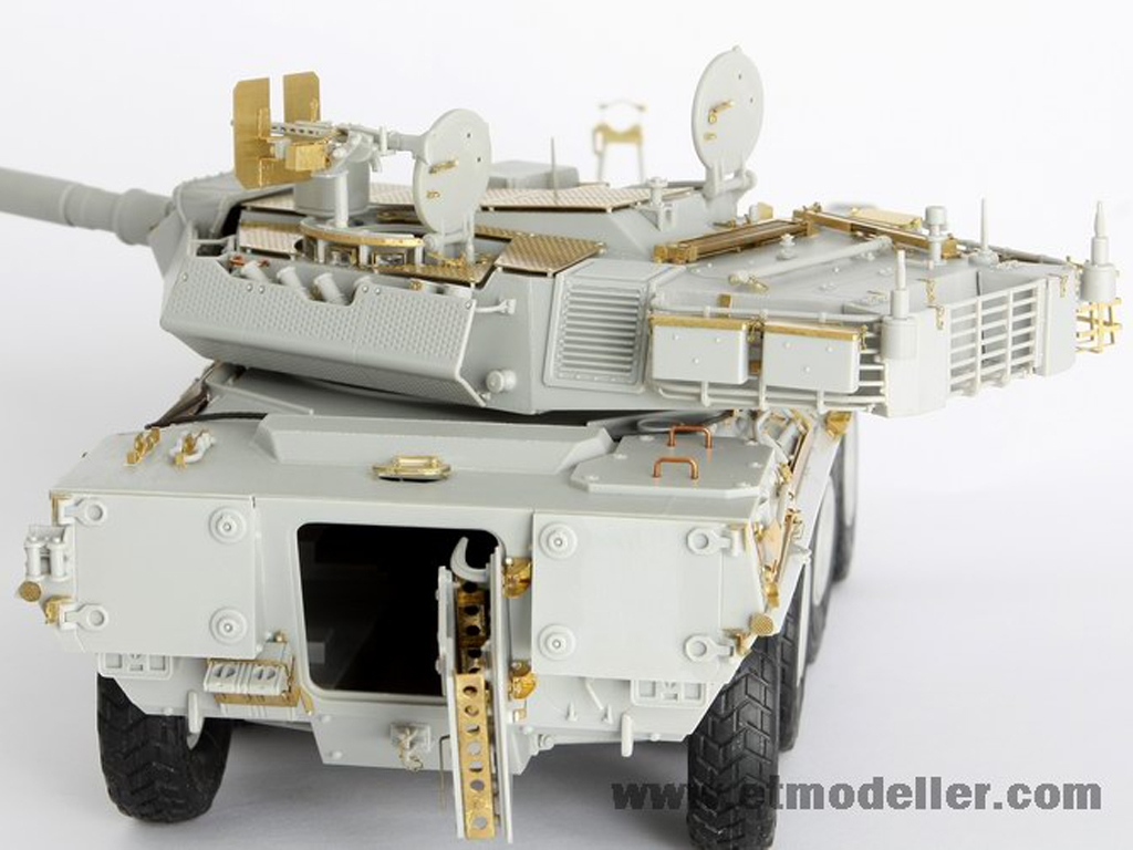 Modern Spanish Army VRC-105 Centauro RCV  (Vista 7)