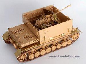 Flakpanzer IV Mobelwagen - Ref.: ETMO-E35004