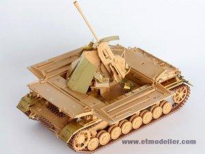 Flakpanzer IV Mobelwagen  (Vista 3)