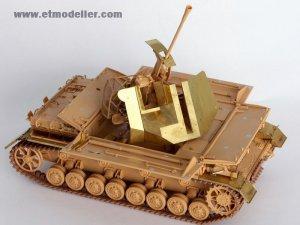 Flakpanzer IV Mobelwagen  (Vista 5)