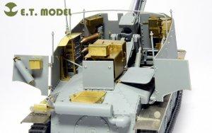 """Sd.Kfz.138/1 Ausf.H 15cm sIG33/1 """"Grille  (Vista 2)"""