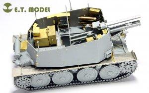 """Sd.Kfz.138/1 Ausf.H 15cm sIG33/1 """"Grille  (Vista 3)"""
