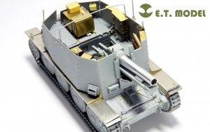 """Sd.Kfz.138/1 Ausf.H 15cm sIG33/1 """"Grille  (Vista 4)"""