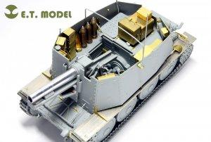 """Sd.Kfz.138/1 Ausf.H 15cm sIG33/1 """"Grille  (Vista 5)"""
