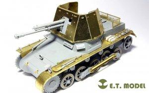 German Panzerjager I 4.7cm Pak(t) - Ref.: ETMO-E35013