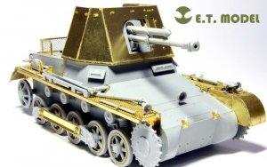 German Panzerjager I 4.7cm Pak(t)  (Vista 5)