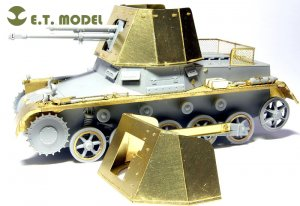 German Panzerjager I - Ref.: ETMO-E35015