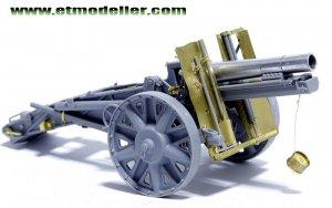 German 15cm sIG33 Infantry Gun  (Vista 2)